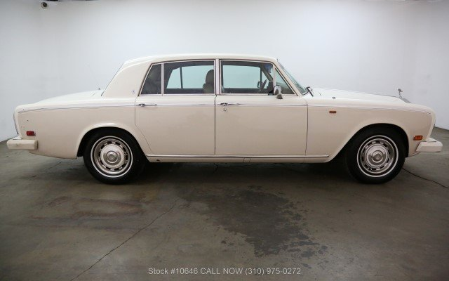 1980 Rolls-Royce Silver Shadow II Left Hand Drive For Sale (picture 2 of 6)