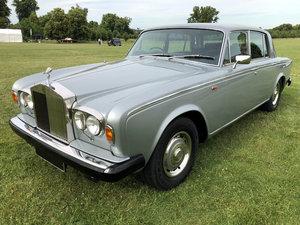 ROLLS ROYCE SILVER SHADOW MK2 1980 For Sale