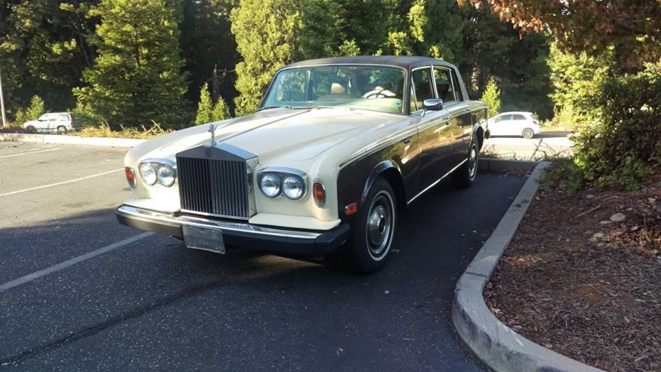1978 Rolls Royce Silver Wraith (Yuba City, Ca) $35,000 obo For Sale (picture 1 of 6)