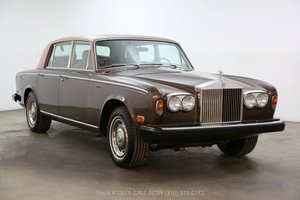 1979 1976 Rolls Royce Silver Shadow Long Wheel Base For Sale