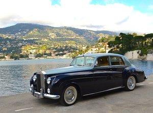 1960 Elegant Silver Cloud For Sale