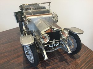 Rolls Royce silver ghost 1/12 scale all metal high For Sale
