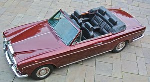 1969 ROLLS ROYCE CORNICHE HISTORY FROM NEW  For Sale