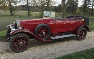 1922 Rolls Royce Silver Ghost Barker Torpedo For Sale