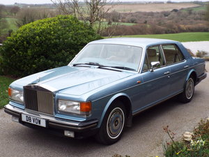 1987 Stunning Silver Spirit in superb condition... For Sale