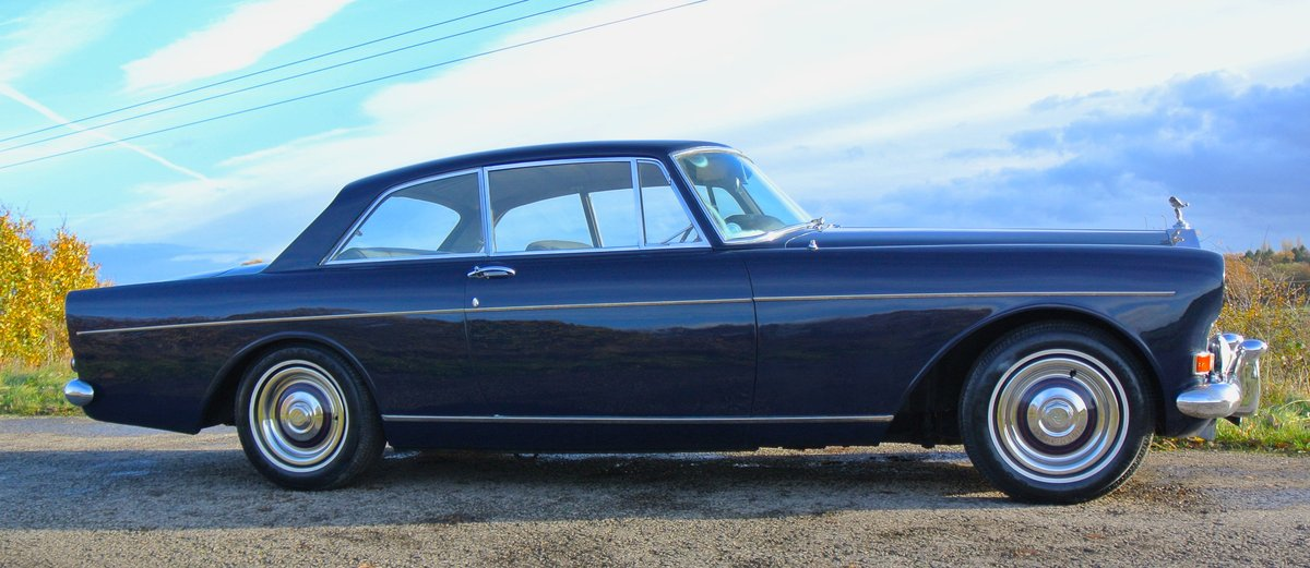 1965 ROLLS ROYCE SILVER CLOUD III CHINESE EYE For Sale (picture 1 of 11)