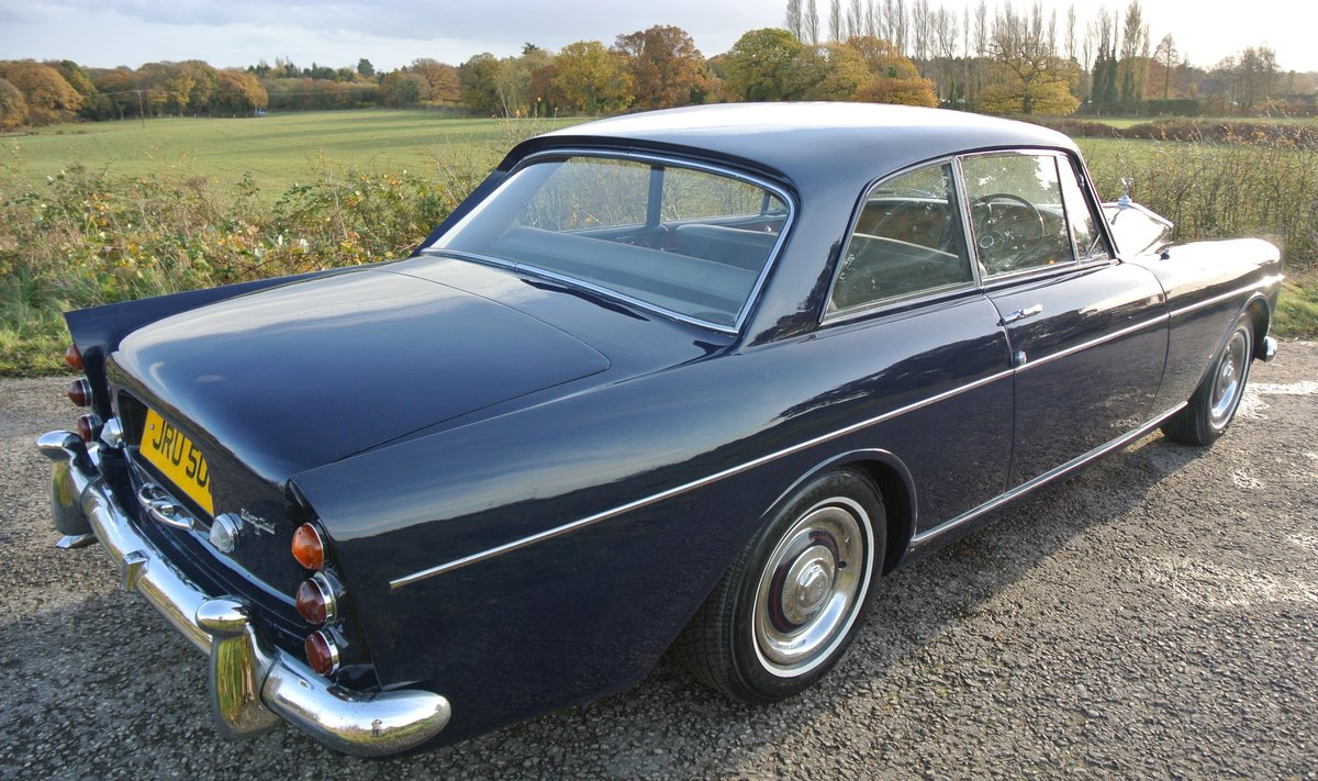 1965 ROLLS ROYCE SILVER CLOUD III CHINESE EYE For Sale (picture 2 of 11)