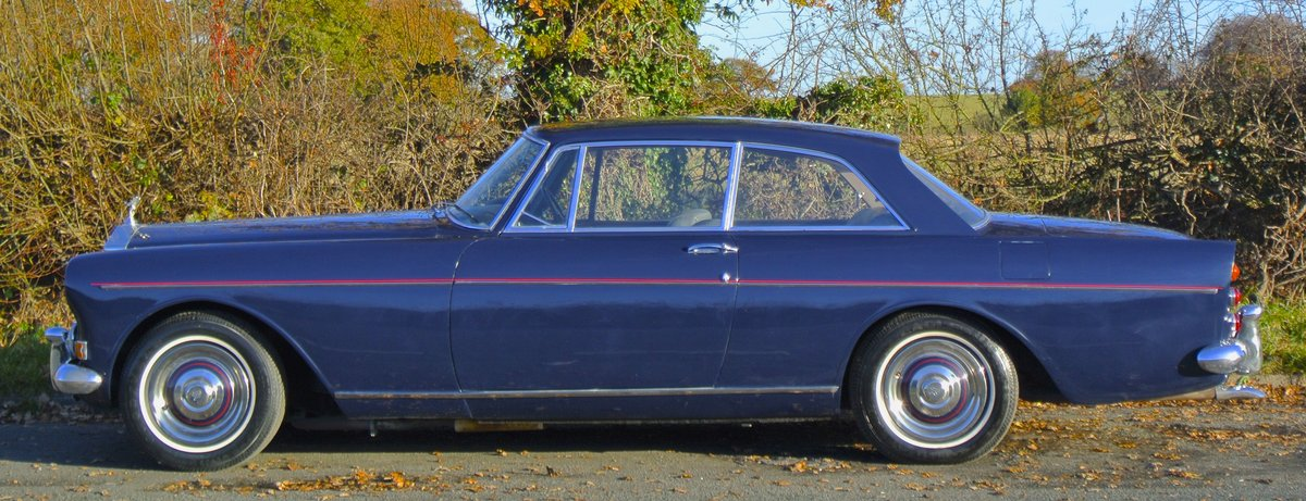1965 ROLLS ROYCE SILVER CLOUD III CHINESE EYE For Sale (picture 3 of 11)