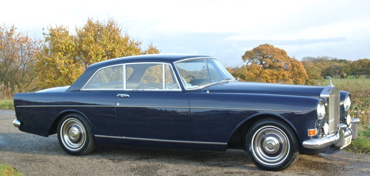 1965 ROLLS ROYCE SILVER CLOUD III CHINESE EYE For Sale (picture 4 of 11)