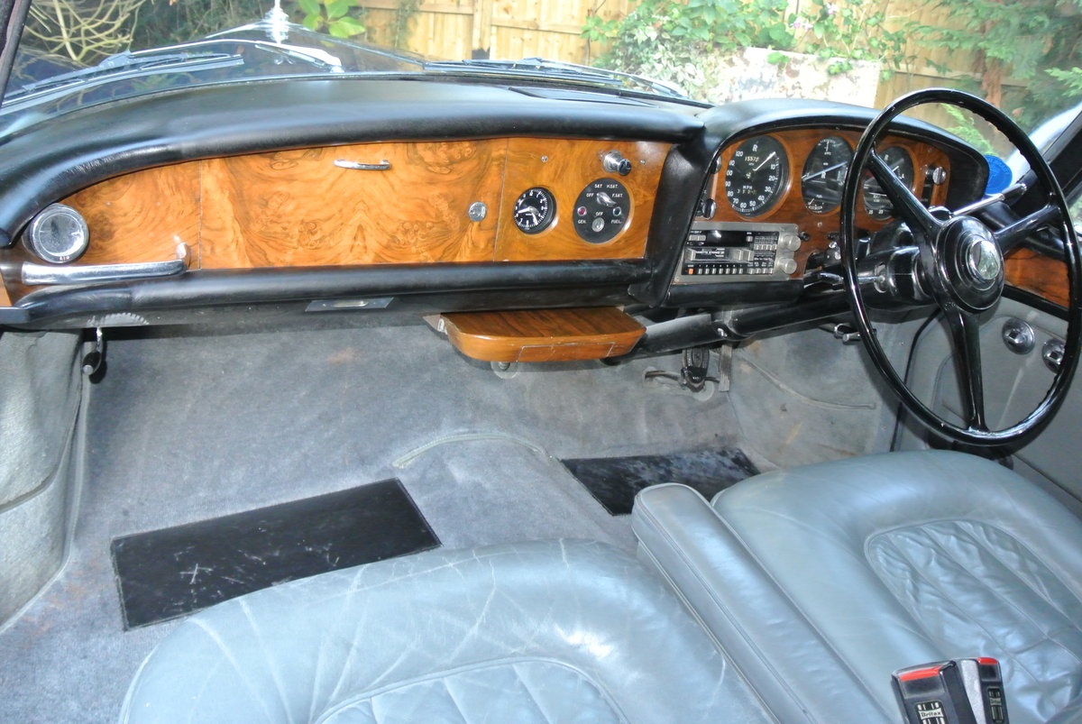 1965 ROLLS ROYCE SILVER CLOUD III CHINESE EYE For Sale (picture 6 of 11)