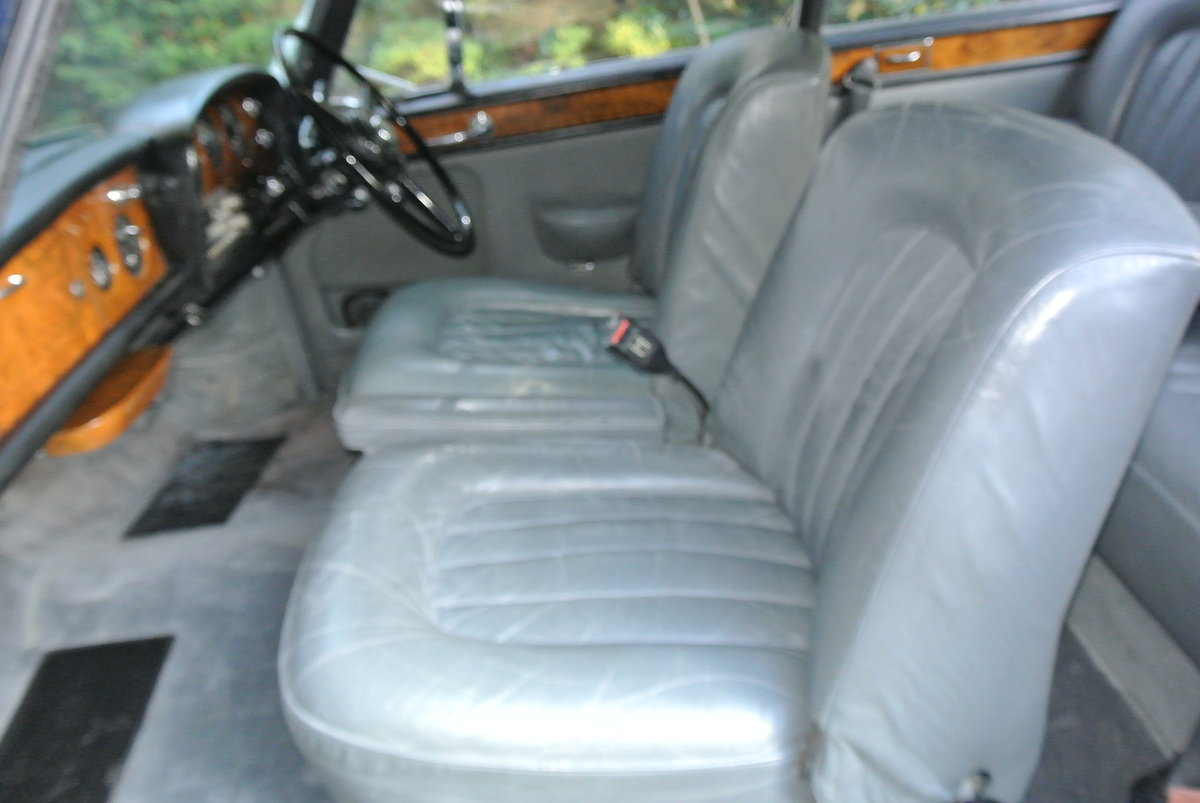 1965 ROLLS ROYCE SILVER CLOUD III  For Sale (picture 7 of 11)