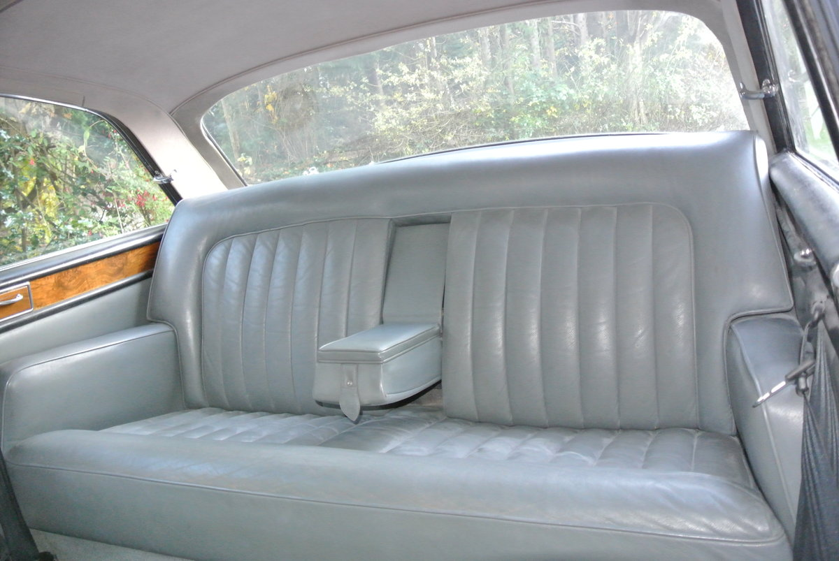 1965 ROLLS ROYCE SILVER CLOUD III CHINESE EYE For Sale (picture 8 of 11)
