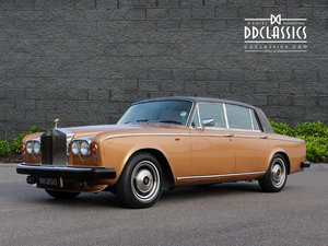 1980  Rolls Royce Silver Wraith II For Sale In London (RHD)