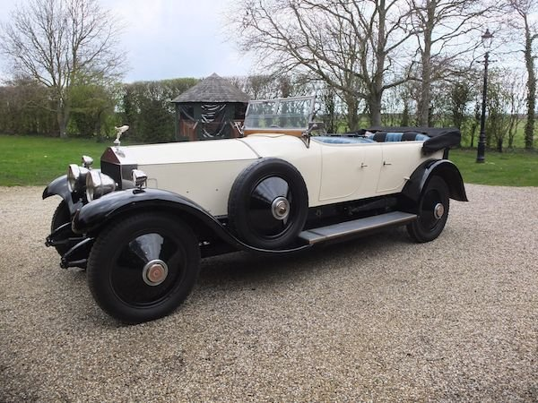 1924 Rolls-Royce Silver Ghost Tourer  For Sale (picture 2 of 6)