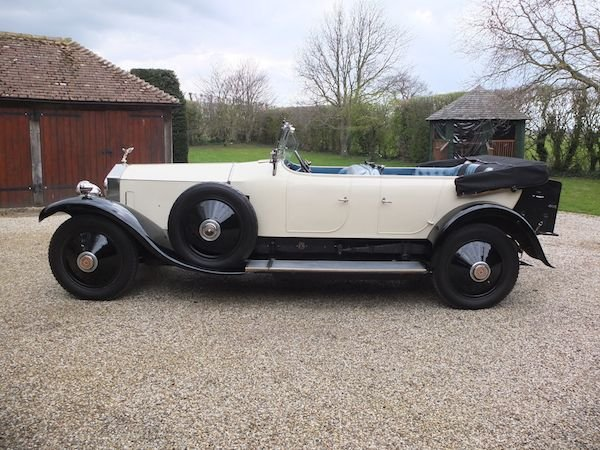 1924 Rolls-Royce Silver Ghost Tourer  For Sale (picture 3 of 6)
