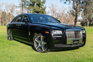 2014 Rolls-Royce Ghost V Specification = Rare 1 of 75 made