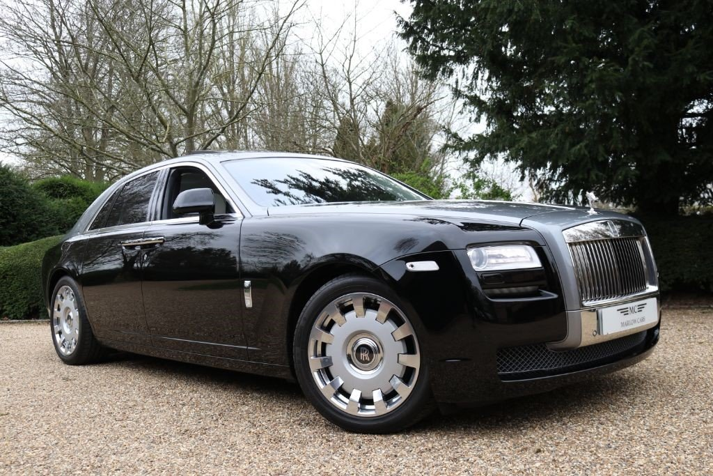 2014 ROLLS-ROYCE GHOST   For Sale (picture 1 of 5)