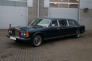 1986 Rolls Royce Silver Spur Limousine  For Sale