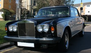 1977 Rolls-Royce Silver Shadow ll For Sale