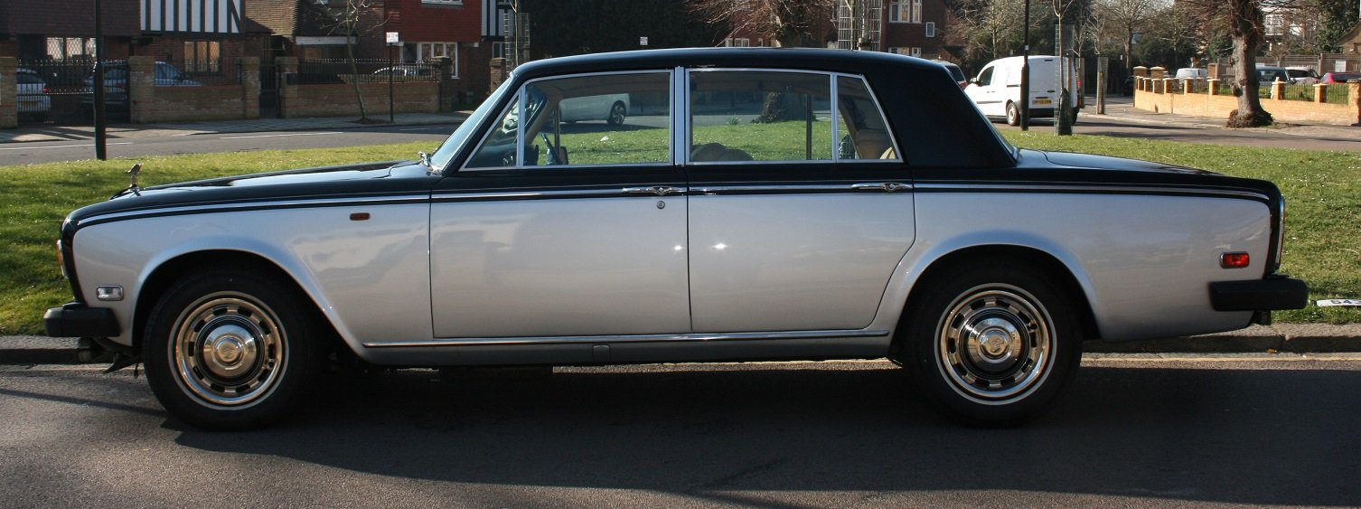 1977 Rolls-Royce Silver Shadow ll SOLD (picture 2 of 6)