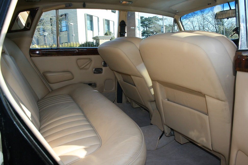 1977 Rolls-Royce Silver Shadow ll SOLD (picture 4 of 6)
