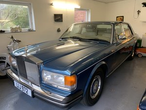 1988 Rolls Royce Silver Spirit For Sale