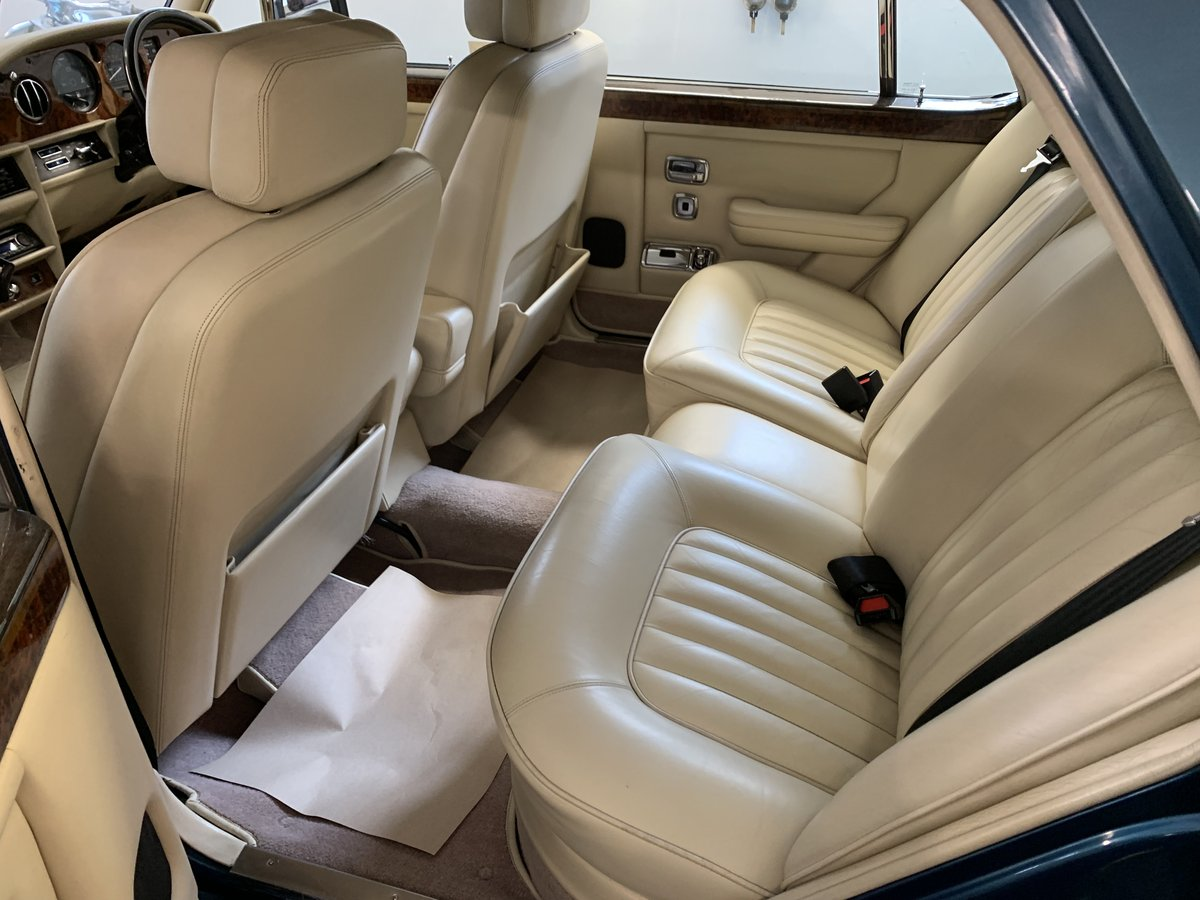 1988 Rolls Royce Silver Spirit For Sale (picture 5 of 6)
