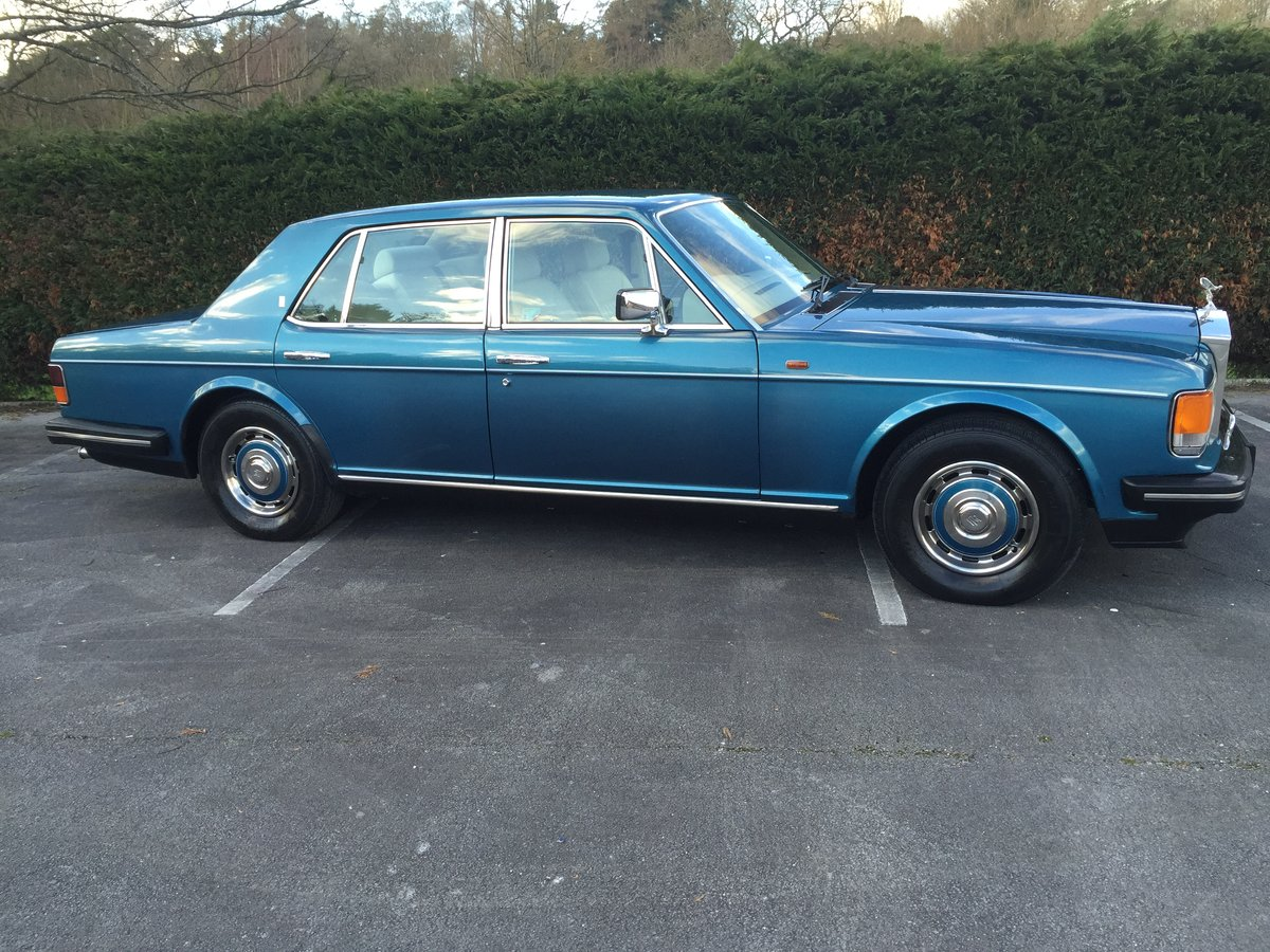 1988 Rolls Royce Silver Spirit For Sale (picture 3 of 6)
