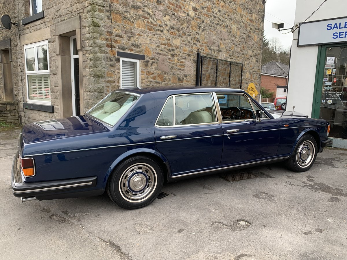 1986 Rolls Royce Silver Spirit SOLD (picture 2 of 6)