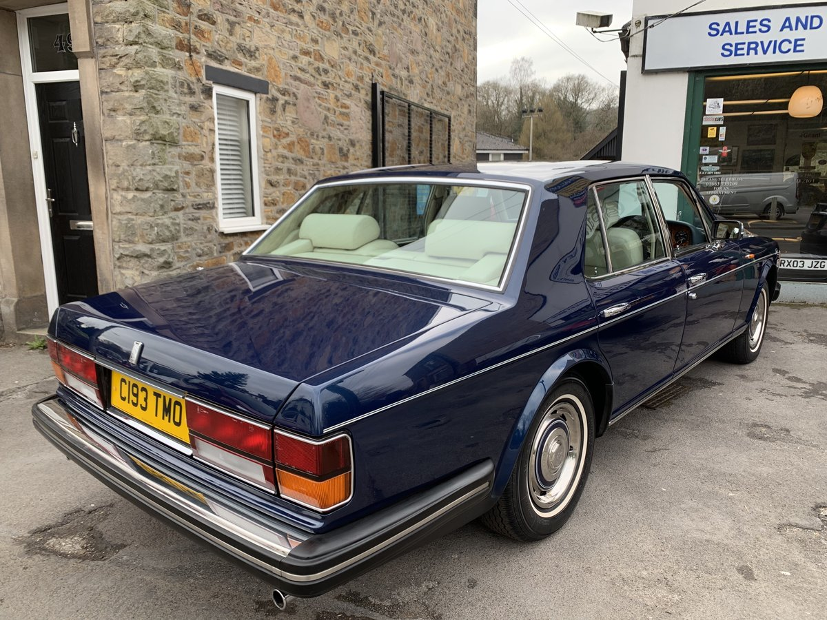 1986 Rolls Royce Silver Spirit SOLD (picture 3 of 6)