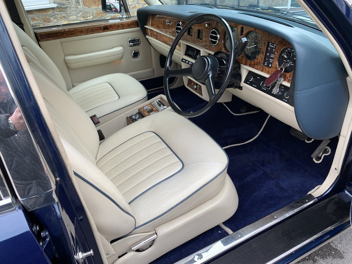 1986 Rolls Royce Silver Spirit SOLD (picture 4 of 6)