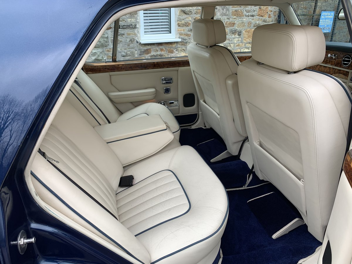 1986 Rolls Royce Silver Spirit SOLD (picture 5 of 6)