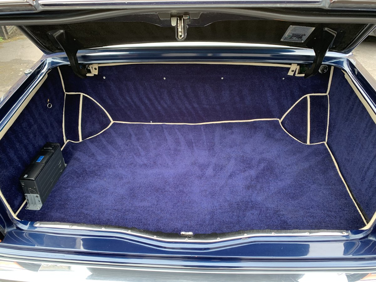 1986 Rolls Royce Silver Spirit SOLD (picture 6 of 6)