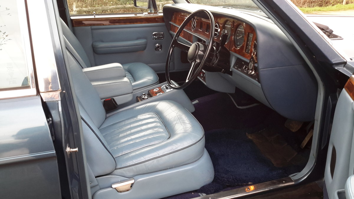 1985 ROLLS ROYCE SILVER SPUR  58000 MILES WITH SERVICE HISTORY SOLD (picture 4 of 6)
