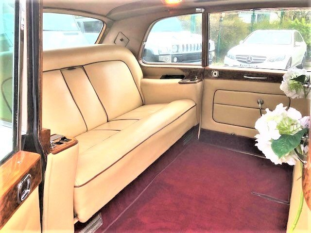 Rolls royce phantom v1 1971 state limousine SOLD (picture 2 of 6)