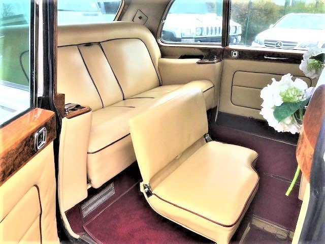 Rolls royce phantom v1 1971 state limousine SOLD (picture 3 of 6)