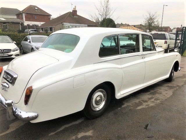 Rolls royce phantom v1 1971 state limousine For Sale (picture 4 of 6)