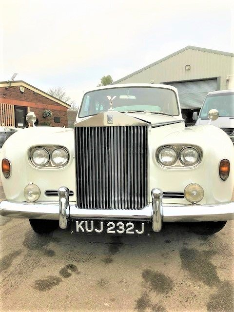 Rolls royce phantom v1 1971 state limousine SOLD (picture 6 of 6)
