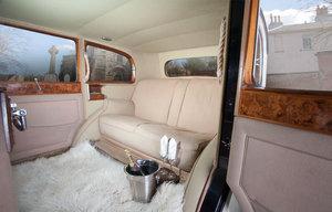 1939 Rolls royce wraith 1938 6 seat limousine mulliner