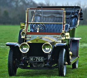 "1910 Rolls-Royce Silver Ghost ""Rois-Des-Belges"" style tourer For Sale"