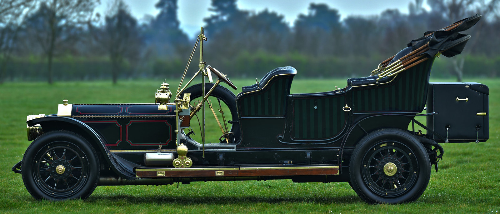 "1910 Rolls-Royce Silver Ghost ""Rois-Des-Belges"" style tourer For Sale (picture 3 of 6)"