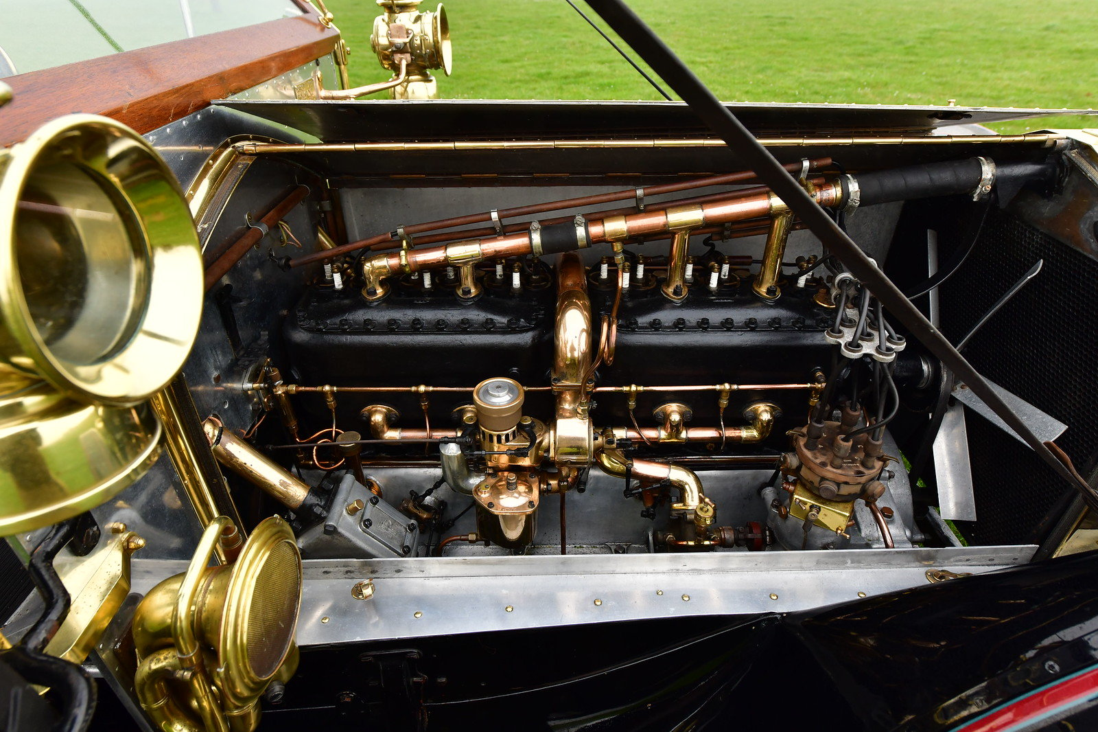 "1910 Rolls-Royce Silver Ghost ""Rois-Des-Belges"" style tourer For Sale (picture 6 of 6)"