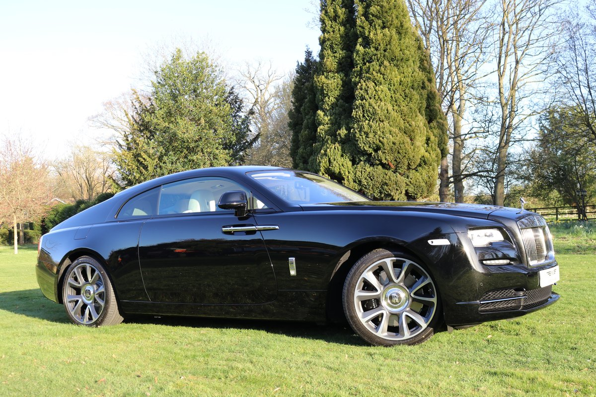 2019 ROLLS-ROYCE WRAITH For Sale (picture 1 of 6)