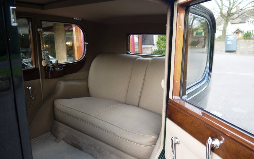 Rolls-Royce 20/25 1933 Limousine by Barker For Sale (picture 3 of 4)