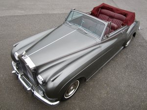 1959 Rolls Royce Silver Cloud I Adaptation (convertible) For Sale
