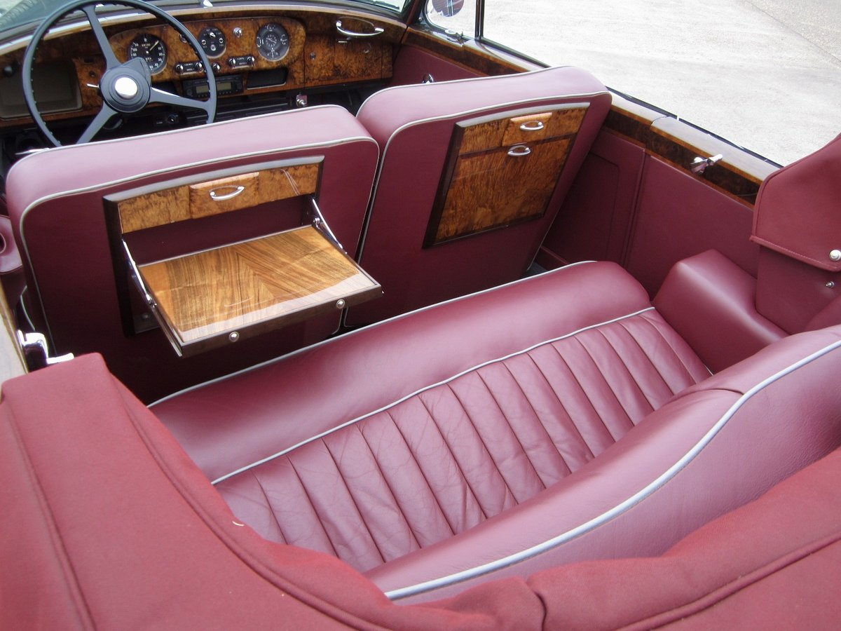 1959 Rolls Royce Silver Cloud I Adaptation (convertible) For Sale (picture 5 of 6)