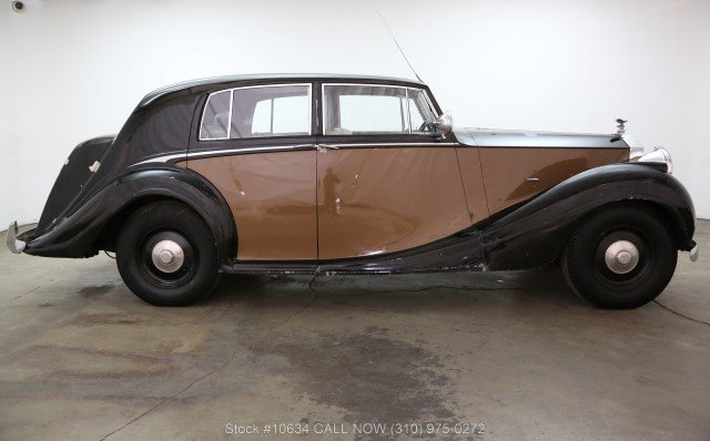 1947 Rolls-Royce Silver Wraith Limousine For Sale (picture 2 of 6)
