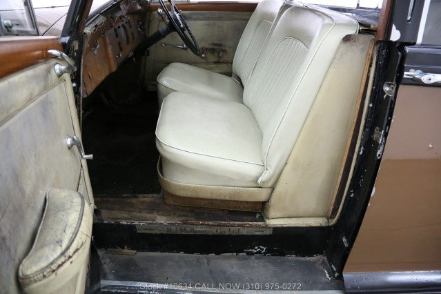1947 Rolls-Royce Silver Wraith Limousine For Sale (picture 4 of 6)