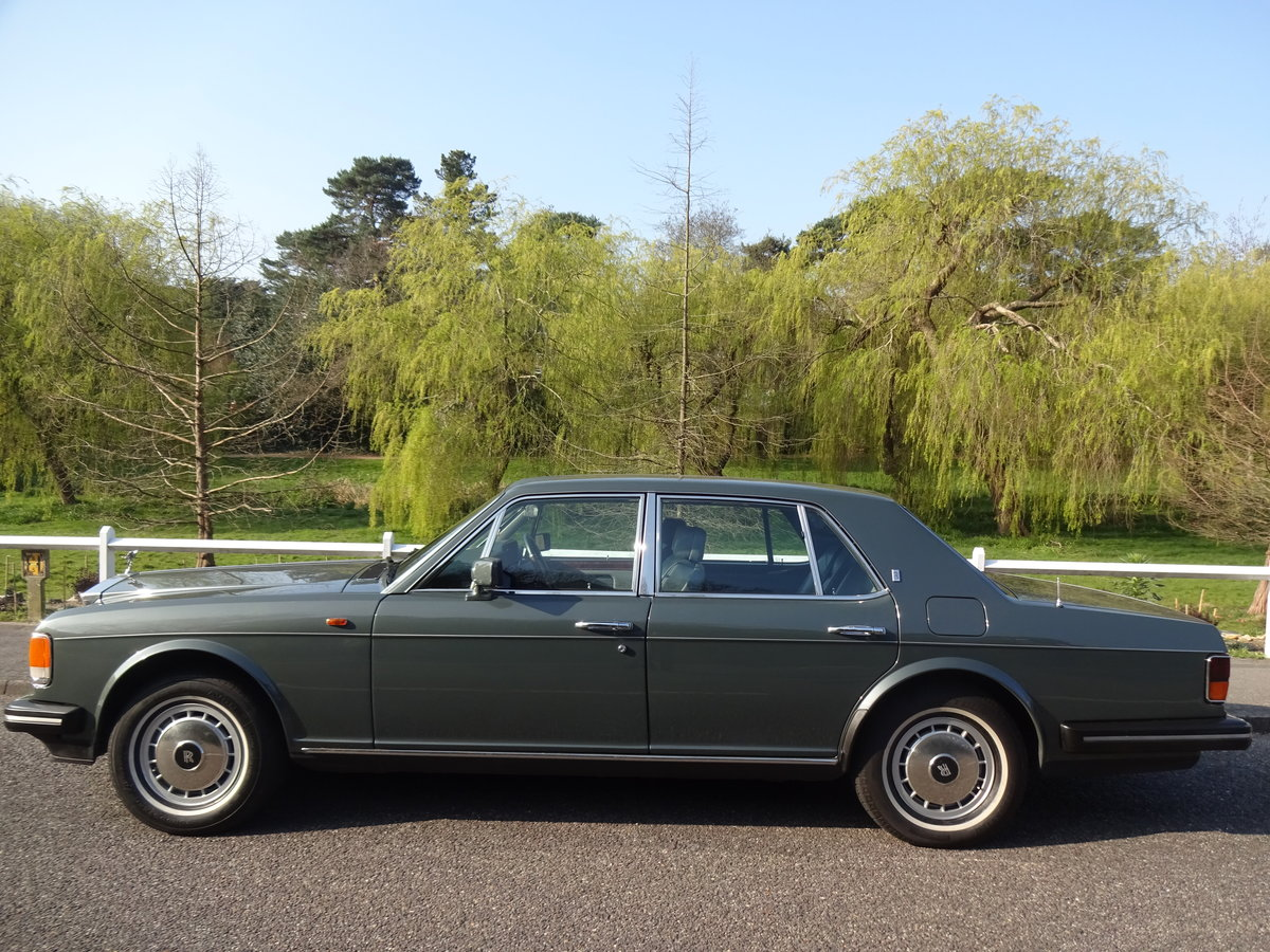 1990 Rolls-Royce Silver Spirit II For Sale (picture 2 of 6)