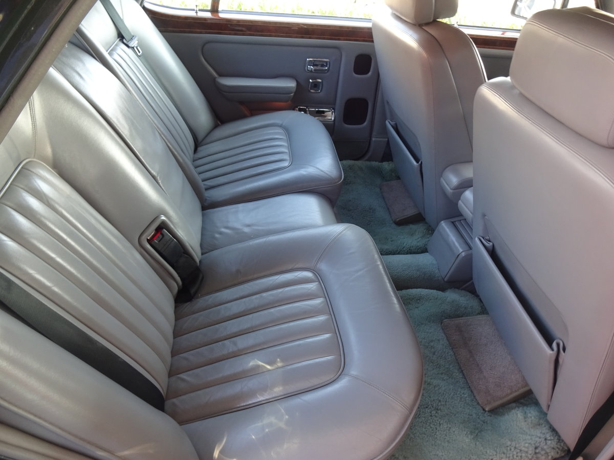 1990 Rolls-Royce Silver Spirit II For Sale (picture 6 of 6)
